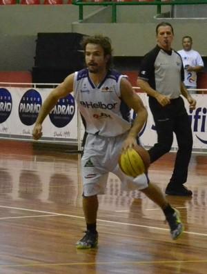 Gustavinho Lima Basquete Mogi  (Foto: Vitor Geron)