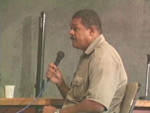 Ex-segurança de PC Farias, José Geraldo da Silva (Foto: Reprodução/TV Gazeta)