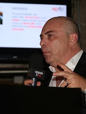 Douglas Schwartzmann, vice-presidente de comunicação e marketing do São Paulo