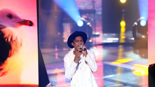 Junior Lord e Paula Sanffer garantem vaga na Semifinal do 'The Voice'