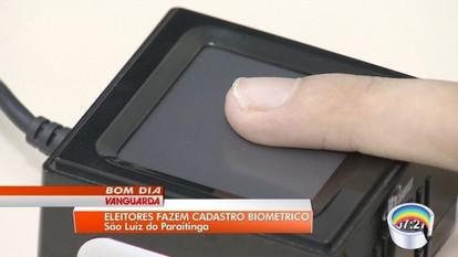 Eleitores de seis cidades têm que fazer o cadastramento biométrico