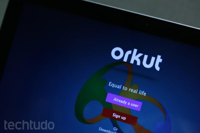 Orkuti (Foto: Melissa Cruz / TechTudo)