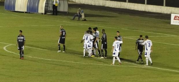 Rio Claro x Comercial, Série A2 Campeonato Paulista (Foto: Gabriel Lopes / Comercial FC)