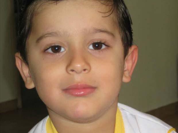 Joaquim, de 3 anos, desapareceu no dia 5 de novembro em Ribeirão Preto (Foto: Divulgação/Arquivo pessoal)