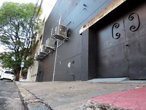 Liminar permite a inauguração da nova boate (Foto: Valmir Custódio/G1)