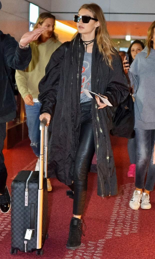 Gigi Hadid (Foto: AKM Images)
