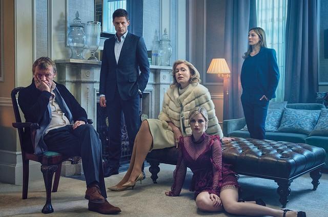 Parte do elenco de 'McMafia' (Foto: Divulgação / AMC)