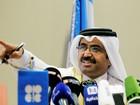 Opep chega a acordo para cortar produção e petróleo sobe 5%