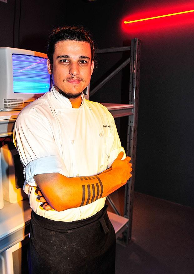 Resultado de imagem para Diego Cerqueira chef