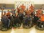 Equipe capixaba disputa a 4ª Copa Caixa de rugby em cadeira de rodas