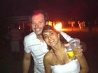 Namorada de Bernardo, do 'BBB 13', nega que ele esteja solteiro