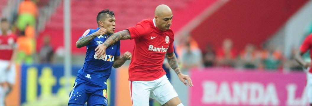 Veja os melhores momentos de Inter 1x0 Cruzeiro no Beira-Rio (Ricardo Duarte/Divulgação Inter)