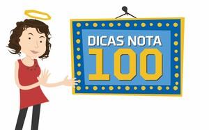 10 Dicas nota 100 do Santa Ajuda, Micaela Goes