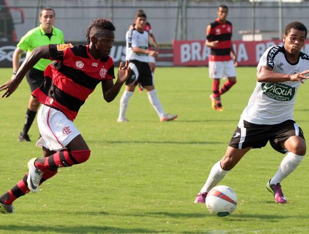 Fernandinho juniores Flamengo x Americano (Foto: Fernando Azevedo/Fla Imagem)