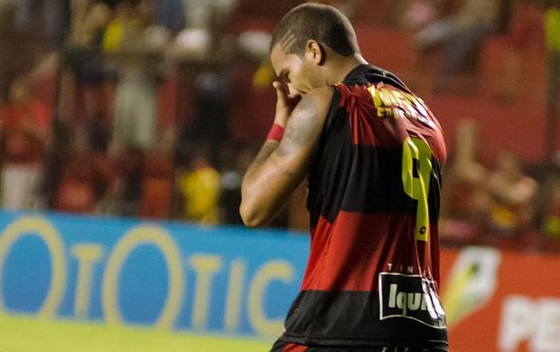 Jael, atacante do Sport (Foto: Divulgação/Sport)