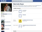 Disposto a reconquistar Gretchen, ex mantém status 'casado' na web