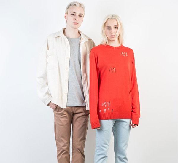 As roupasultra básicas e cool da Cotton Project (Foto: Reprodução/Instagram)