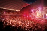 Beira-Rio terá estrutura subterrânea fixa para receber shows no Anfiteatro