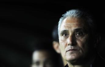 """Galvão Bueno recebe o técnico Tite nesta segunda-feira no """"Bem, Amigos!"""""""