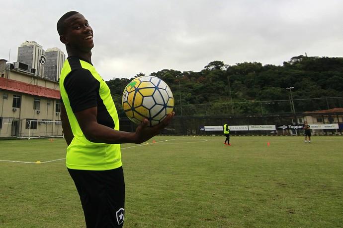 Ribamar, Botafogo (Foto: Vitor Silva/SSPress/Botafogo)