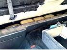 No AC, PF apreende 12 quilos de cocaína escondida em banco de carro