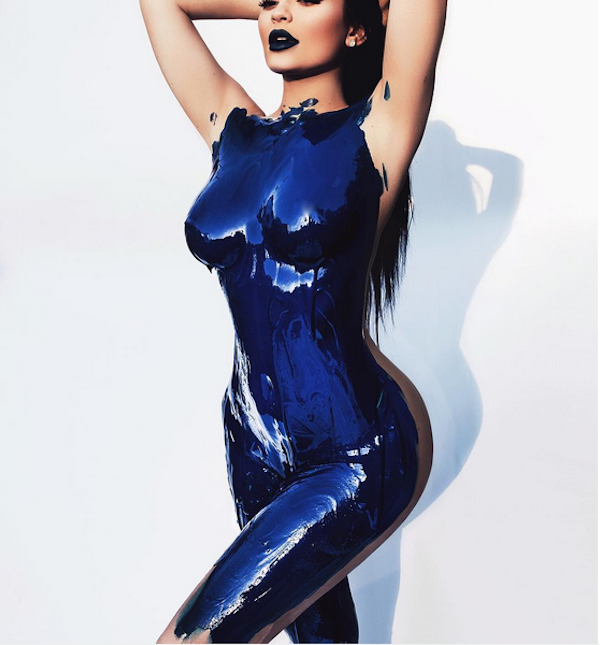 A celebridade Kylie Jenner (Foto: Instagram)
