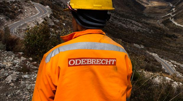 Logo Odebrecht (Foto: Reprodução/Facebook)