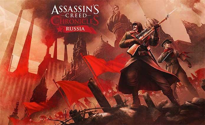 Assassins Creed Chronicles Russia (Foto: Divulgação/Ubisoft)