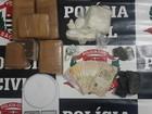 Casal dono de comércio é preso por tráfico de drogas em Itararé