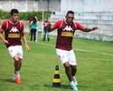 Central acerta com atacante Fábio Santos para a sequência da Série D