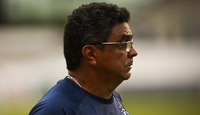 Flávio Araújo comemorou a atuação do Remo contra o Paragominas (Foto: Tarso Sarraf/O Liberal)