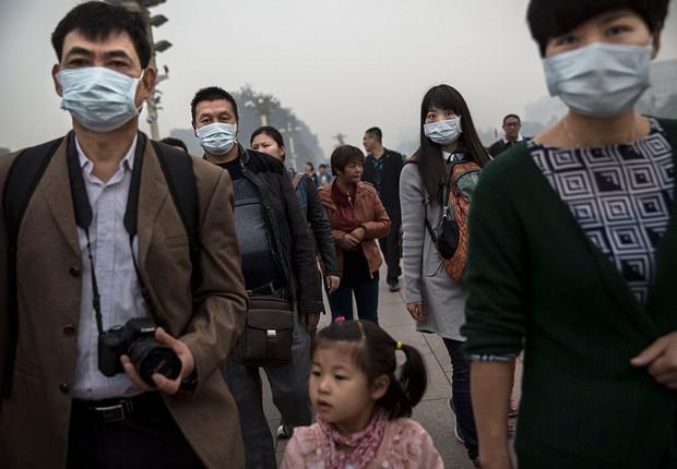 'Maior purificador de ar do mundo' começa a dar resultados na China