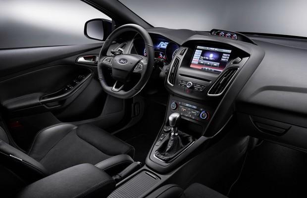 Ford Focus RS (Foto: Divulgação)