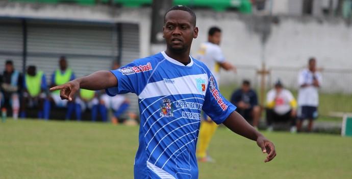 Fábio Saci está confirmado no ataque do Angra contra o Gonçalense (Foto: Divulgação/Angra dos Reis)