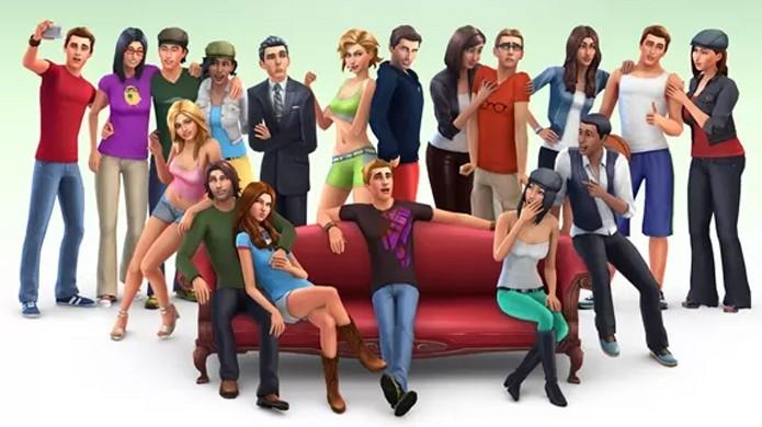 Série The Sims completa 15 anos de muito sucesso e vários jogos (Foto: Divulgação)