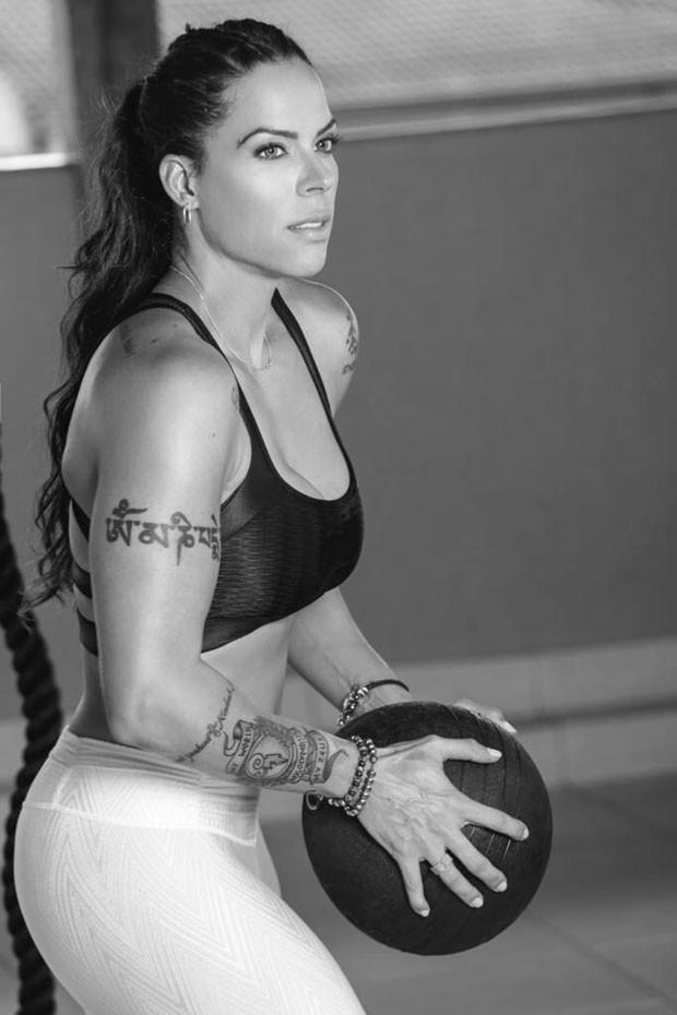 Rebeca Gusmão (Foto: Reprodução Instagram)