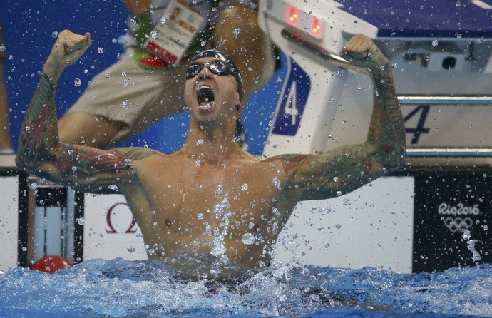 Anthony Ervin (Foto: Reuters)