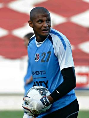Tiago Cardoso - Santa Cruz (Foto: Aldo Carneiro/Pernambuco Press)