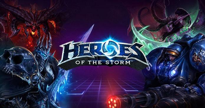 Heroes of the Storm é o Moba da Blizzard (Foto: Divulgação)