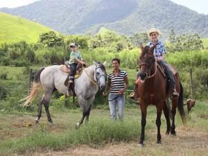 Passeio a Cavalo irá compôr as atividades (Foto: Vitor Nantes/Secom Casimiro de Abreu)