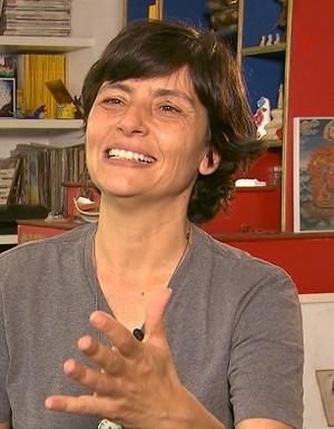 Soninha Francine fala sobre namoro com ex-morador de rua
