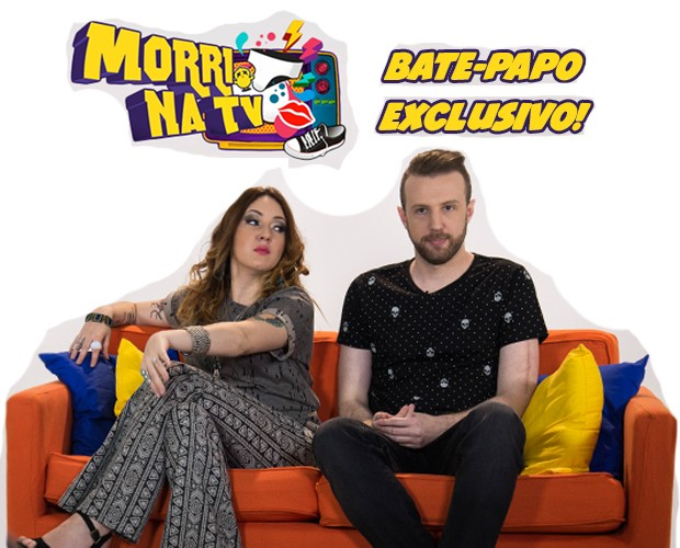 Dupla do 'Morri na TV' vai responder as perguntas dos internautas! (Foto: Gshow)