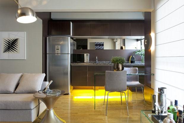 Loft com poucos metros e muito estilo casa vogue - Apartamento tipo loft ...