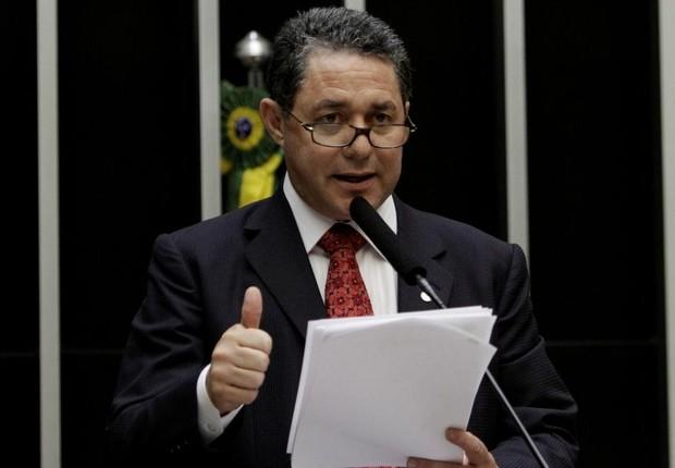 O ex-tesoureiro do PT Paulo Ferreira é alvo da Operação Lava Jato (Foto: Lucio Bernardo Jr./Câmara dos Deputados)