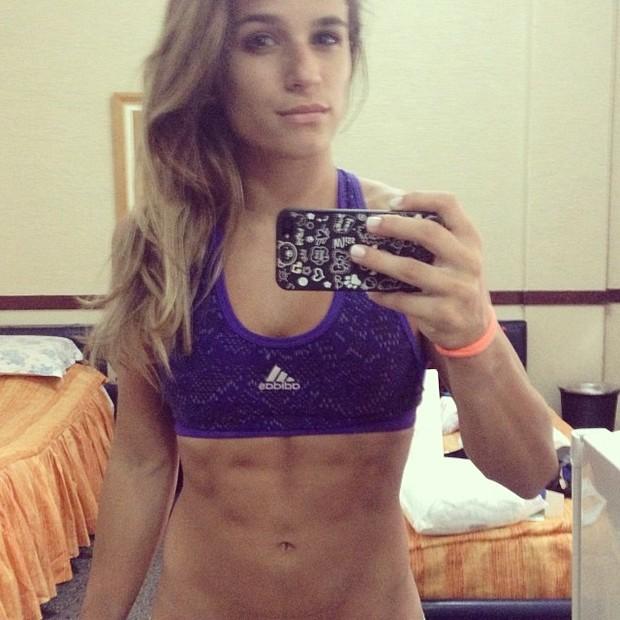 Jade Barbosa (Foto: Instagram / Reprodução)