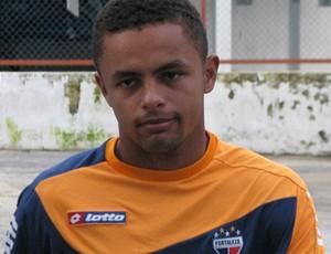 Leandro volante do Fortaleza (Foto: Divulgação/Fortaleza)