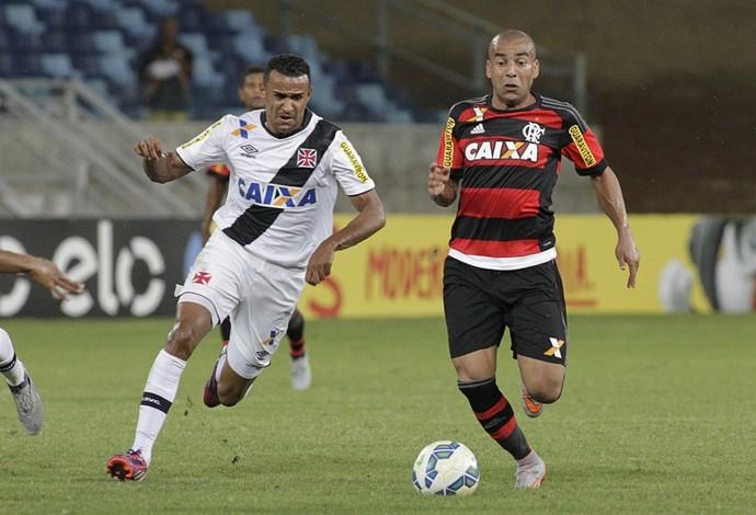 Emerson Sheik foi o único que se salvou contra o Vasco (Foto: Gilvan de Souza / Flamengo)