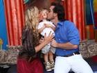 Veja mais fotos do aniversário de Vittorio, filho de Adriane Galisteu