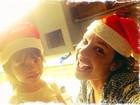 Elenco do The Voice Brasil mostra um pouco do Natal em família