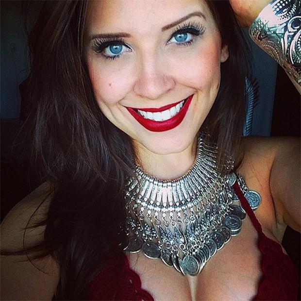 Andressa, ex-BBB (Foto: Instagram/Reprodução)
